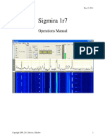 Sigmira Manual