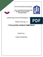 titulacion conductimetrica