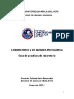 Introducción Al Laboratorio INO2