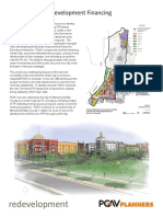 PGAV Redevelopment Financing Memphis