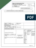 Uso y Manejo de Herramientas y Equipos Para HFC