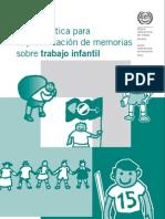 Guía práctica para la presentación de memorias sobre TI