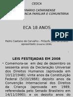 Palestra Abertura Dr. Pedro Caetano de Carvalho