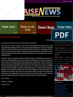 Praise News -July 2010
