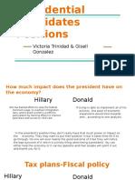 presidents economic decisions