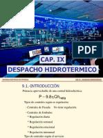 09 Cap Ix - Despacho Hidrotermico Mod. 15-12-16