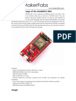 NodeMCU Mini v1.0 User's Manual