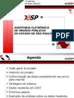 Audesp Apresentacao Para Presidencia-2007!11!08 2
