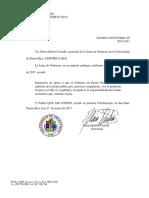 JG aprueba resolución para que se realice auditoría de la deuda. 20/marzo/2017