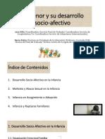 Parte 1_El Menor y Su Desarrollo Socio-Afectivo, Maltrato_jana Niño y Reme Rubio