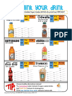 rethink your drink handout revised