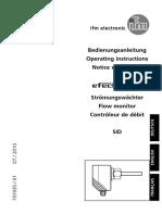 SENSOR FLUXO IFM Si1000.pdf