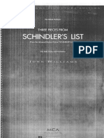 John.Williams - Schindler's.List.-.Full.Score .pdf