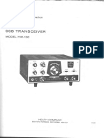 Heathkit HW-100 Transceiver Manual