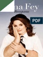 Bossypants (en español) TINA FEY