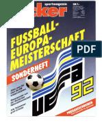 Sonder Heft Em 1992