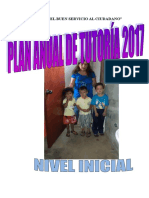 Plan de Tutoria 2017