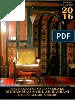 Malfoozat of Maulana 2016