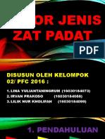 Ppt Seminar Fisdas