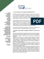 Comunicado Del IPYS