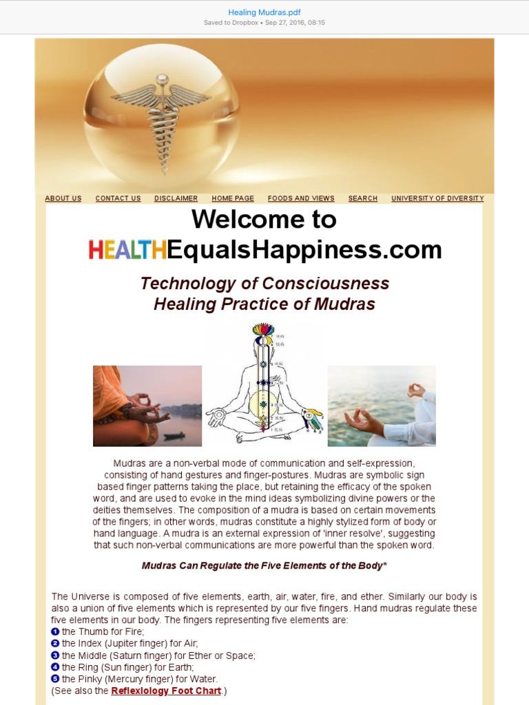 Healing Mudras pdf   Kundalini Yoga   Kundalini