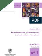 Entre protección y emancipación. Derechos de la infancia y políticas sociales