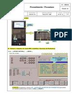 150-12 - Zeramento de Eixos - Linha GL V1.0 Fanuc