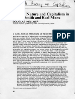 Kellner Douglas. Human Nature and Capitalism in Adam Smith and Karl Marx