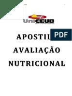Apostila Avaliação Nutricional
