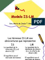 Modelo is-lm Itt 2017