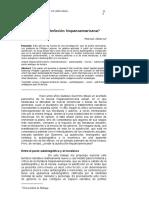¿Existe la autoficción hispanoamericana? .pdf