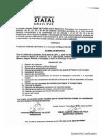 Convocatoria Miguel Aleman 30 Abril