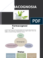 Farmacognosia. Productos Naturales
