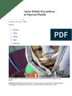 Wanita Ini Tuntut Klinik Kecantikan Karena Gagal Operasi Plastik
