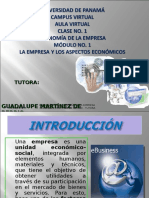 Mdulono 1 Laempresaylosaspectoseconmicos Guadalupemartnezdeberro Tutora 121009020826 Phpapp02