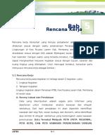 Bab 5 Rencana Kerja Dan Penugasan