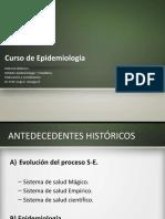 Epidemiología Definición - Usos