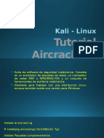 Tutorial Aircrack Ng