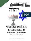 5- Estudio Sobre El Nombre de Elohim