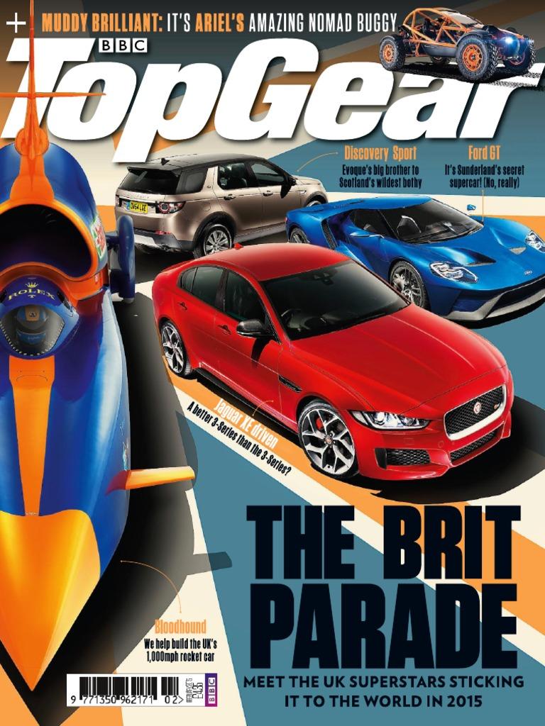 TGrFeb2015 | Fuel Economy In Automobiles | Automobiles
