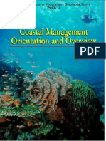 Philippine Coastal Management Guidebook Series No. 1
