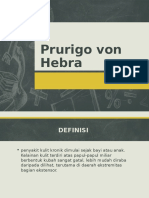 Prurigo Von Hebra