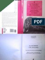 El paciente y el analista. Las bases del proceso psicoanalítico [J. Sandler; C. Dare & A. Holder].pdf
