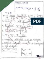 Exámenes MAT 214-1
