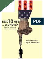 10 Lecciones Se Economía - Juan Fernando Carpio