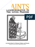 Litiya Saints