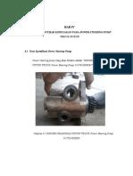 230986041-Bab-IV-Analisa-Kerusakan-Power-Steering-Pump.docx