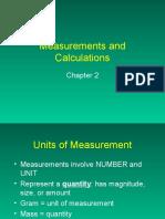 Ch 2 Measurement Nts