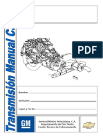 Transmisión Manual C3500