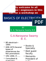 BASICS OF ELECTRICITY.pptx
